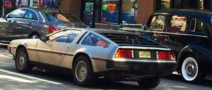 small 35 1981 DeLorean