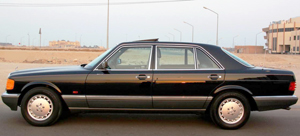 "The ""126 body"" S-class (or ""126"") sold from 1980-1991 is considered one of the most influential designs in Mercedes-Benz's history."