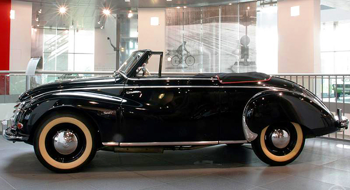 DKW Cabriolet At Audi Ingolstadt Museum CLASSIC CARS TODAY ONLINE - Vintage audi cars