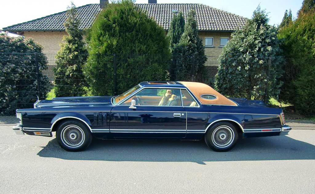 1979 lincoln mark v bill blass | classic cars today online.