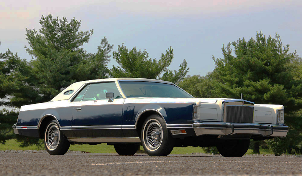 1979 Lincoln Mark V Bill Blass | CLASSIC CARS TODAY ONLINE