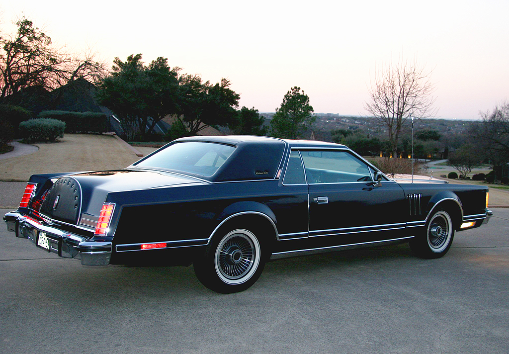 1979 Lincoln Mark V Collectors Series Classic Cars Today Online