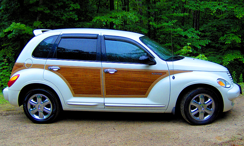 2005 Chrysler P T Cruiser Woody
