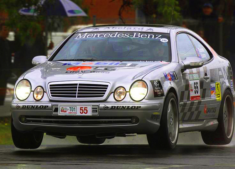 2001 Mercedes Clk55 Amg Classic Cars Today Online