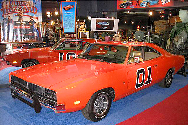 Cars Used In Dukes Of Hazzard Tv Show
