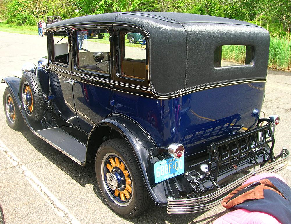 1929 Chrysler sedan | CLASSIC CARS TODAY ONLINE