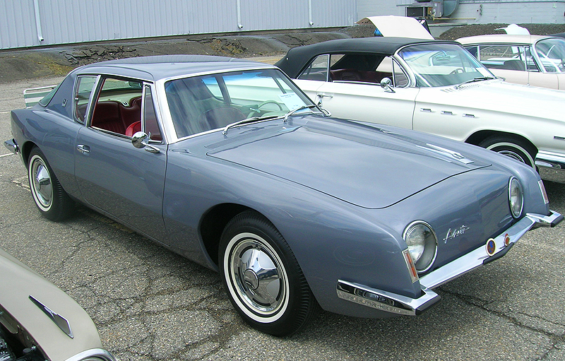 Mustang Club Of America >> 1963 Studebaker Avanti | CLASSIC CARS TODAY ONLINE