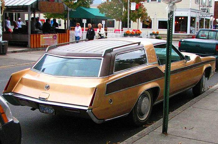 1970 Cadillac Eldorado Custom Built Wagon Classic Cars Today Online