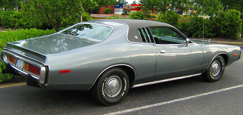 1973 Dodge Charger With Vinyl Roof Classic Cars Today Online