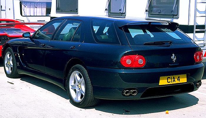1993 Ferrari 456gt Venice 4 Door Wagon