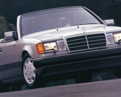 1993-1995 Mercedes 300CE / E320 Cabriolets – A look back at