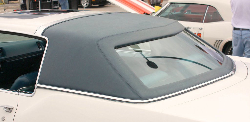 1968 Cadillac Eldorado Aftermarket Vinyl Roof Classic Cars Today
