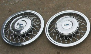 1953 – 1955 Chevrolet wire wheel covers   CLASSIC CARS ...