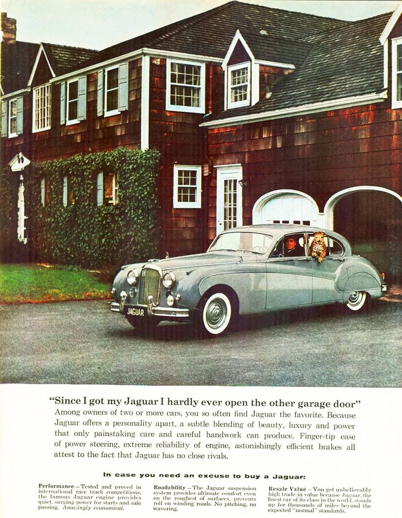 1959 Jaguar Mark IX Saloon ad   CLASSIC CARS TODAY ONLINE