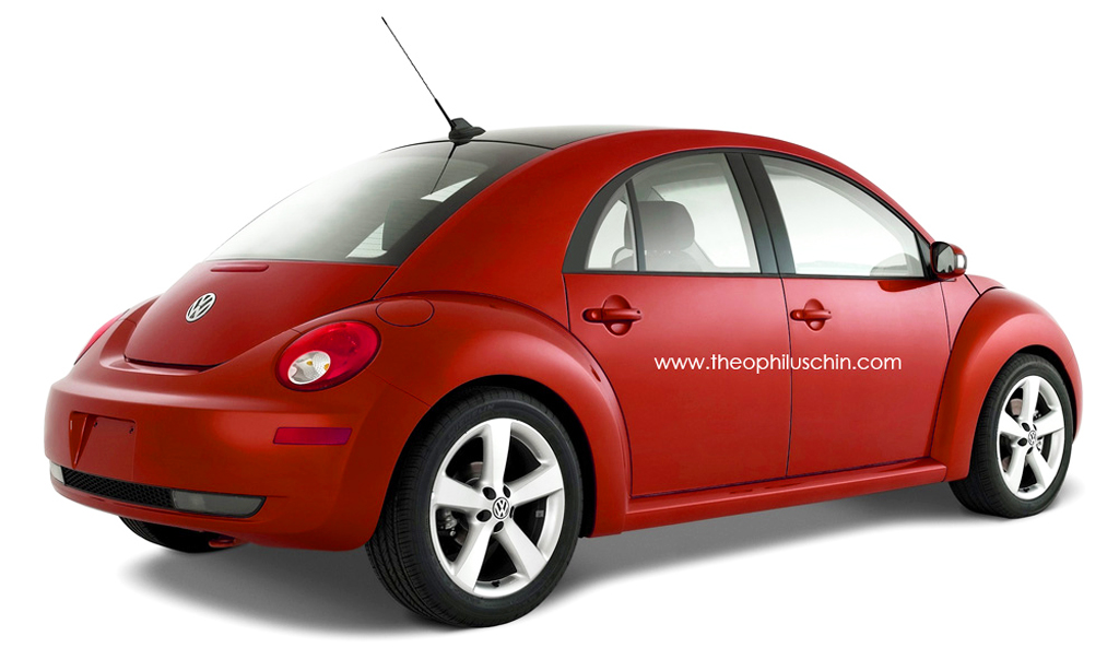 Volkswagen New Beetle 4 Door Clic Cars Today