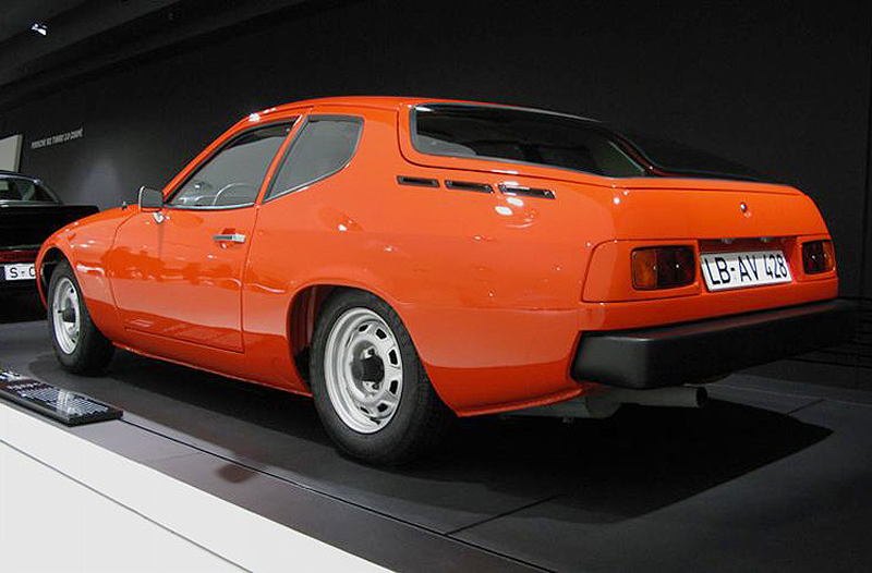 Cars For Bad Credit >> First Porsche 924 Prototype | CLASSIC CARS TODAY ONLINE