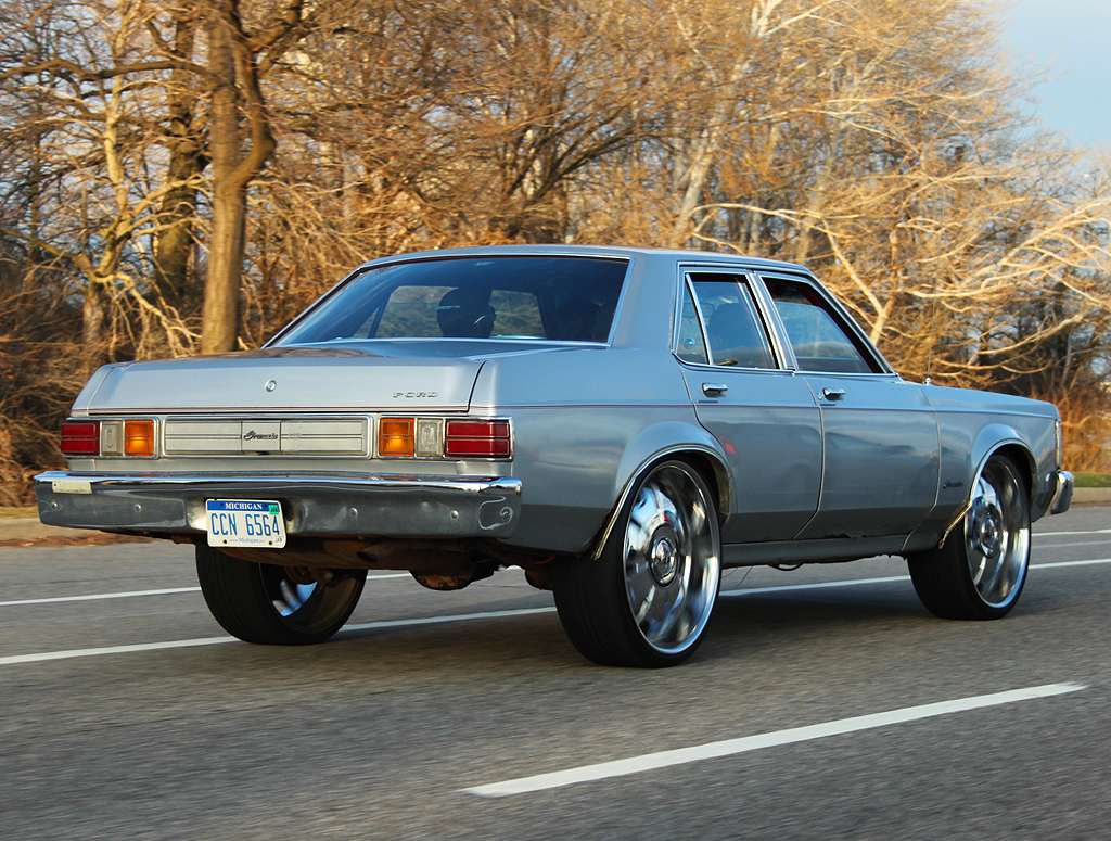 1977 Ford Granada Donk Classic Cars Today Online