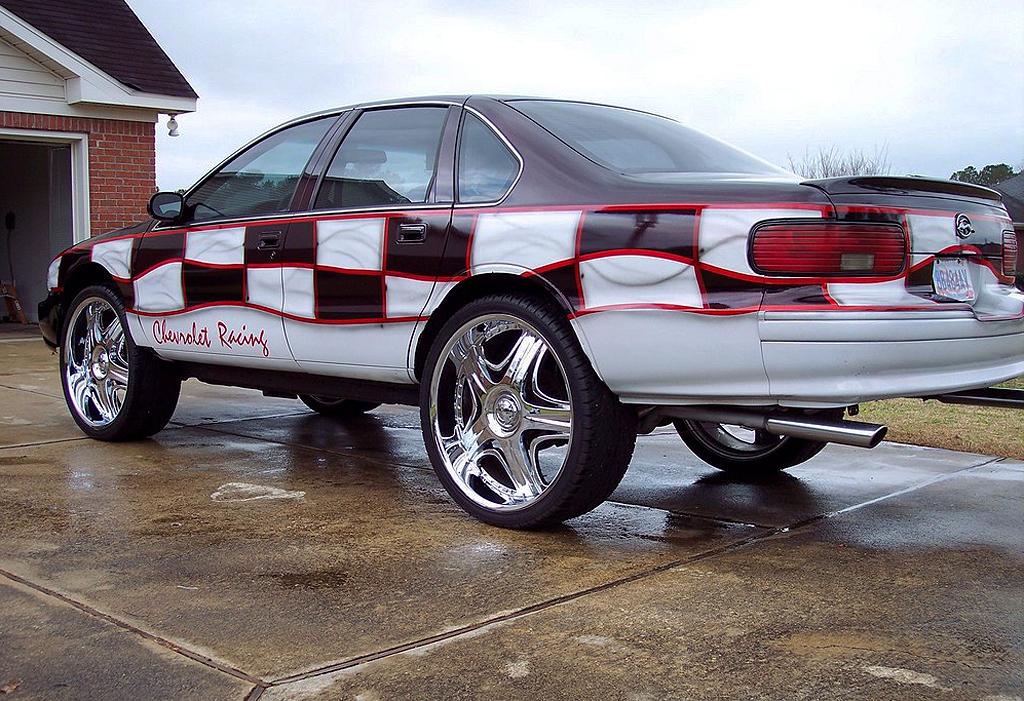 1996 Chevrolet Impala SS Bubble
