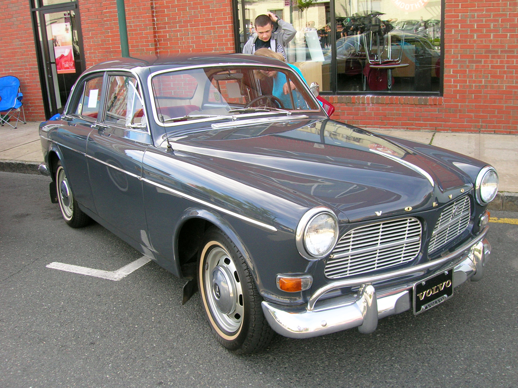 Volvo S At The Summit Downtown Car Show Sept CLASSIC - Summit car show