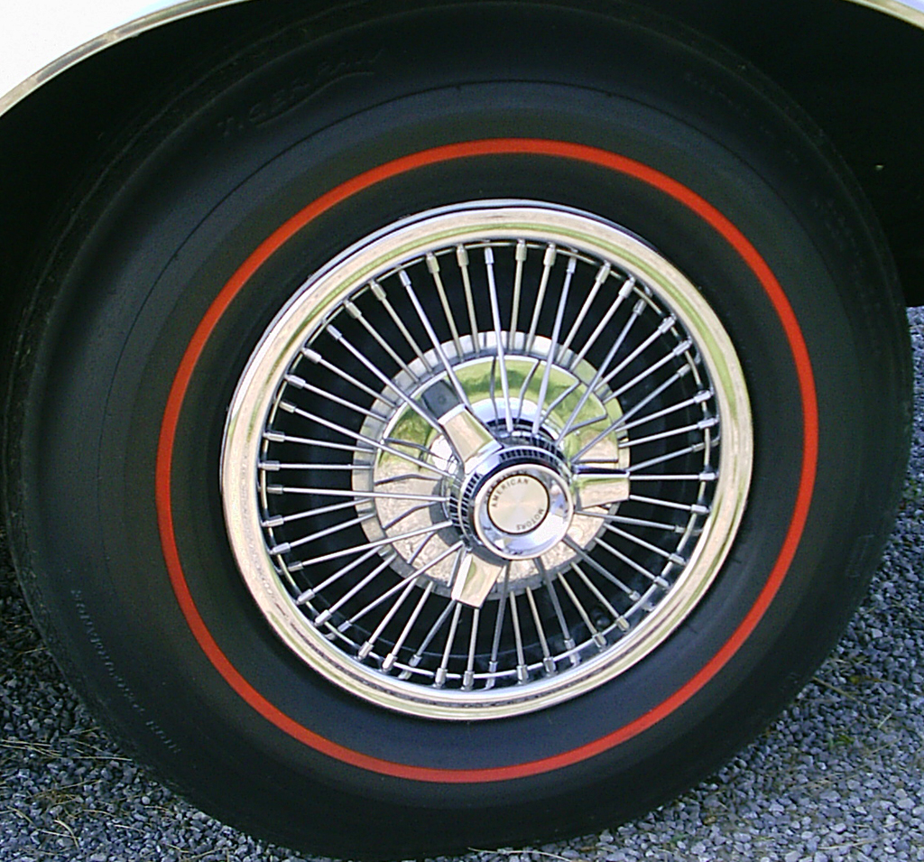 A look back at simulated wire wheel covers. Part 2: the 1960s ...