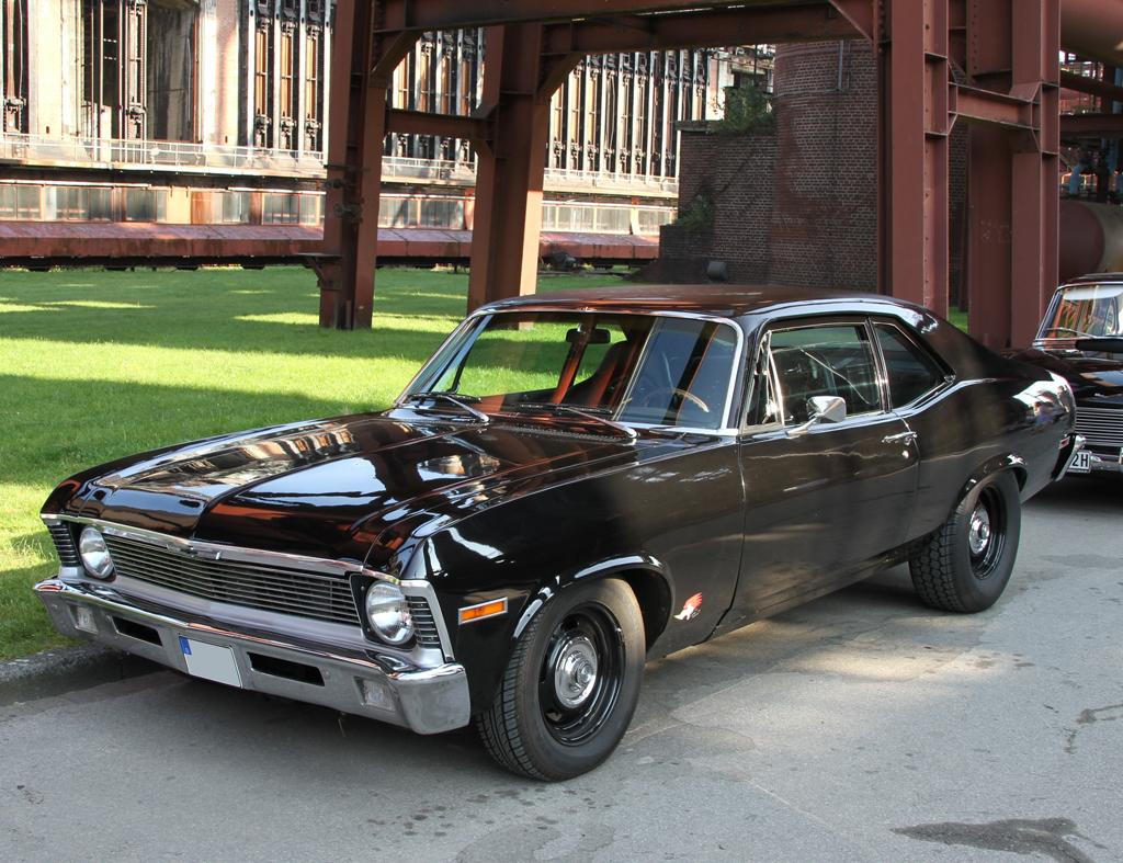 All Chevy black chevy nova ss : 1971 Chevrolet Nova   CLASSIC CARS TODAY ONLINE