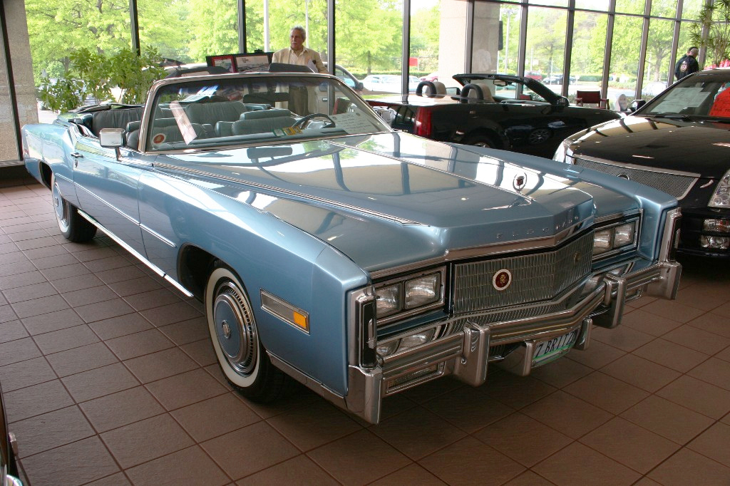 1977 cadillac eldorado convertible classic cars today online. Black Bedroom Furniture Sets. Home Design Ideas