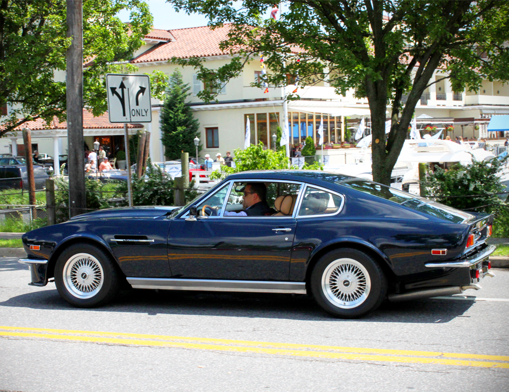 1986 Aston Martin V8 Vantage Classic Cars Today Online