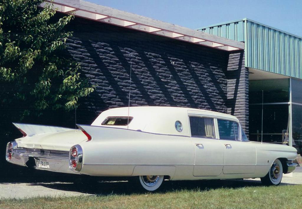 Elvis Presley's 1960 Cadillac Fleetwood limousine | CLASSIC CARS