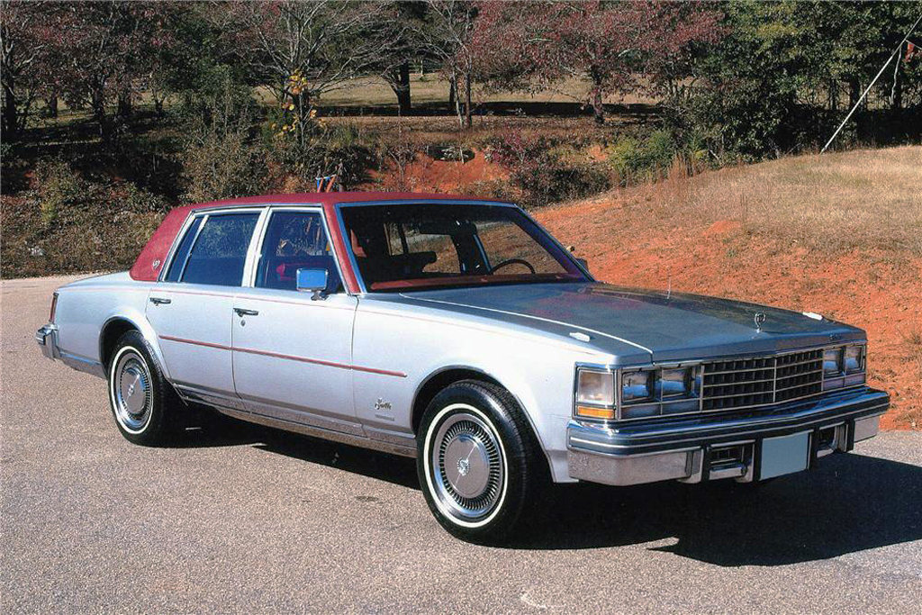 Elvis Presley S 1976 Cadillac Seville Classic Cars Today Online