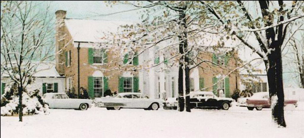 Christmas At Graceland 1957 Classic Cars Today Online