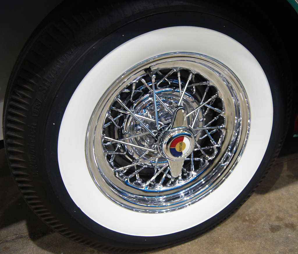 1954 Buick Wire Wheel Classic Cars Today Online Riviera Convertible