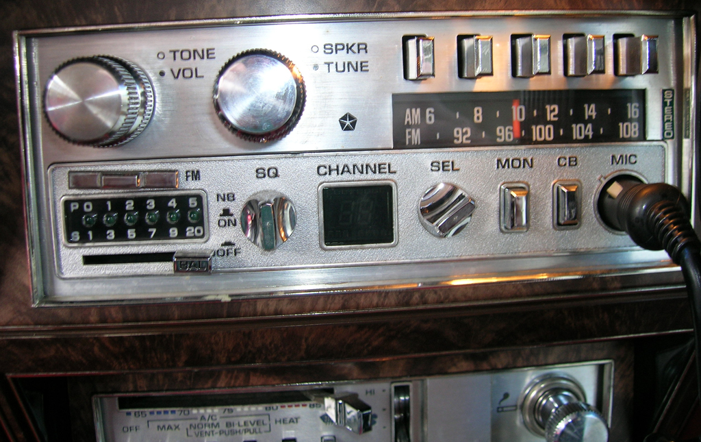 1982 Chrysler Imperial Digital Cb Radio Classic Cars
