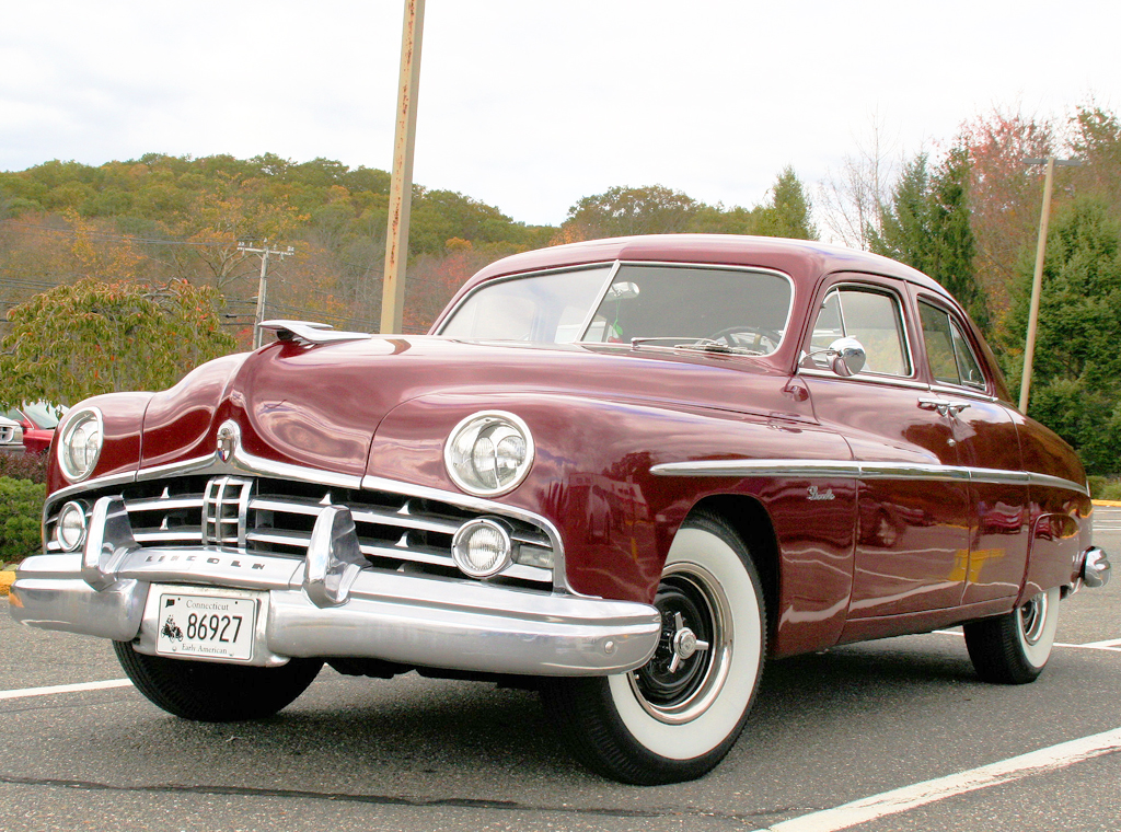 Sell Car Online >> 1949 Lincoln Cosmopolitan Sport Sedan | CLASSIC CARS TODAY ONLINE