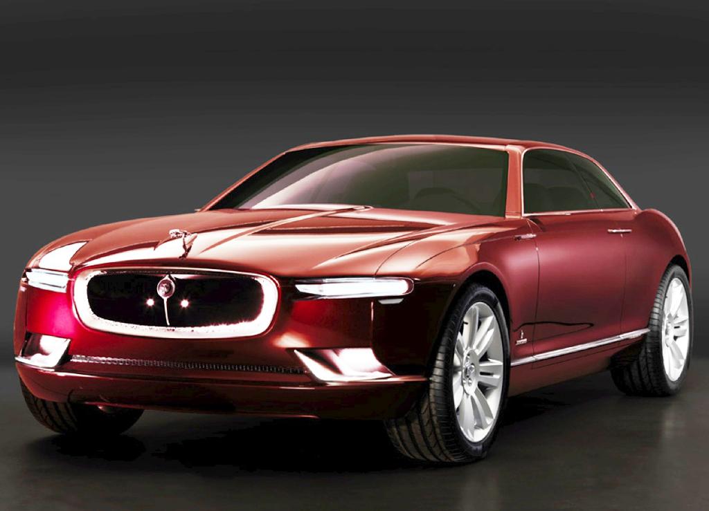Car And Driver >> 2011 Jaguar B99 4 door concept | CLASSIC CARS TODAY ONLINE