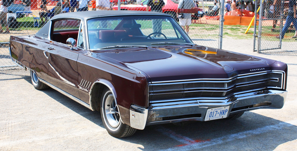 1968 Chrysler 300 Classic Cars Today Online