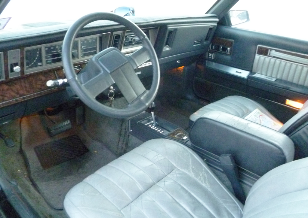Town And Country Dodge >> 1986 Dodge 600 ES convertible interior | CLASSIC CARS TODAY ONLINE