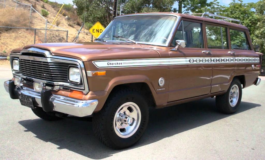 1979 Jeep Cherokee S 4 Door Classic Cars Today Online