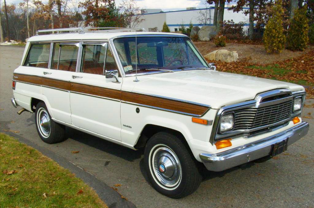 1979 Jeep Wagoneer Custom Classic Cars Today Online