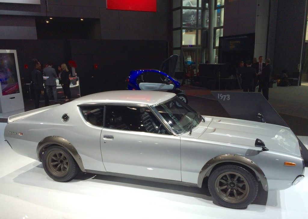 1973 Nissan Skyline Gt R At The 2016 New York Auto Show Classic